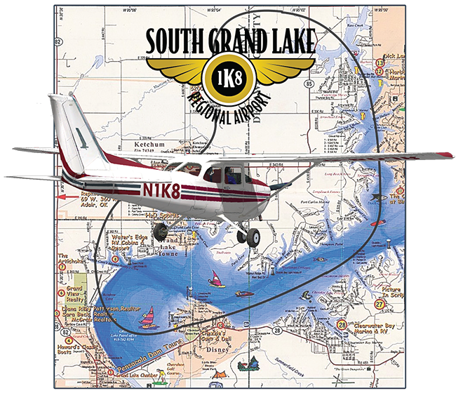 Airplane Rides Over Grand Lake