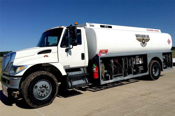 New Fuel Truck