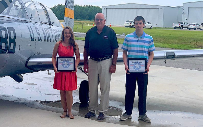 Grand Aces Foundation Aviation Scholarships