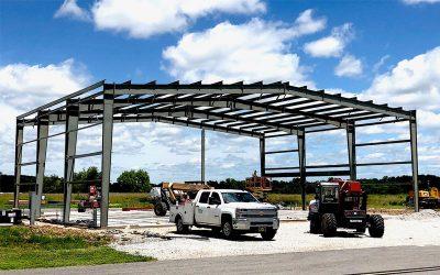 New Hangar Construction